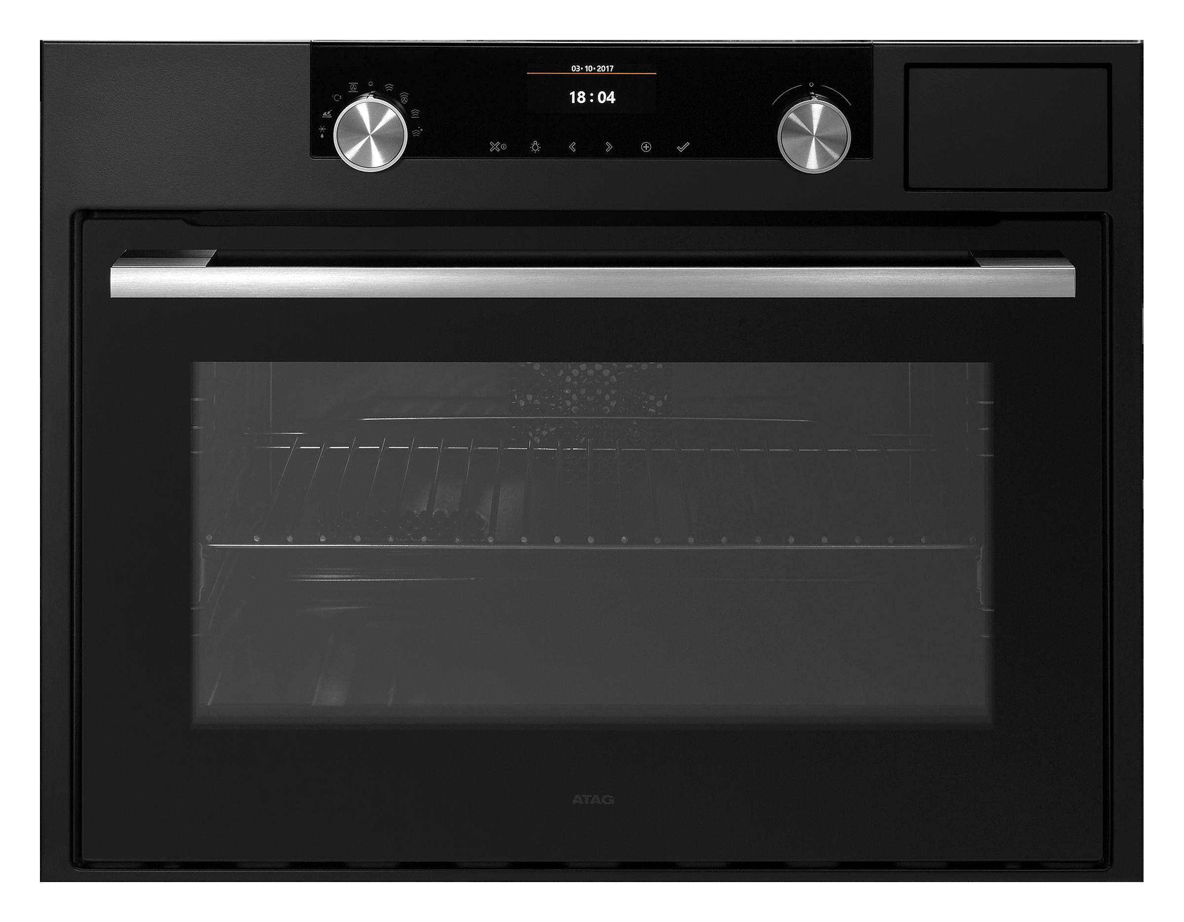 Cs4692c combi stoomoven met tft display 2.9 45 cm